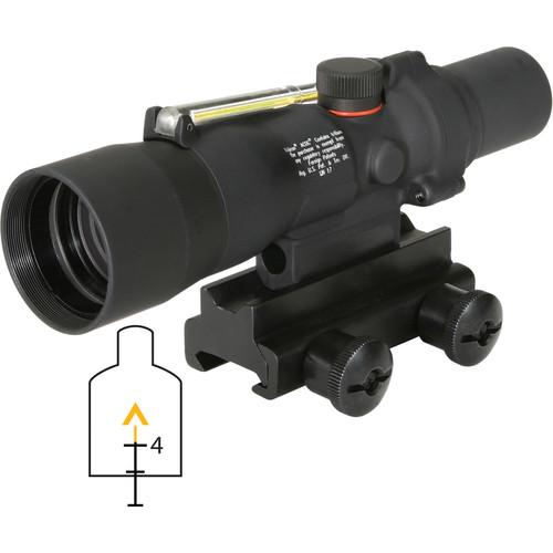 Trijicon 3x30 ACOG Riflescope (Matte Black)
