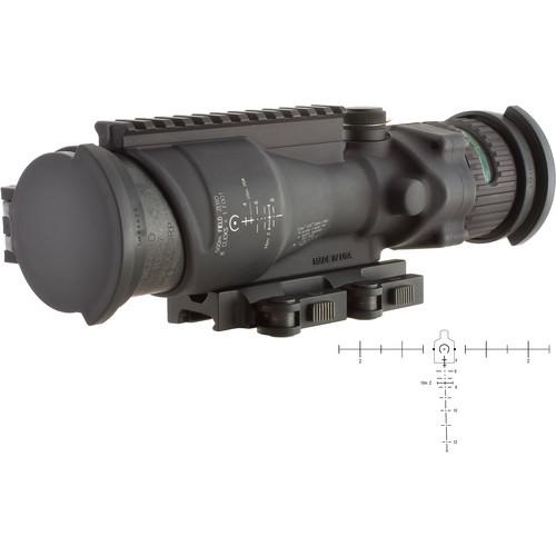 Trijicon 6x48 ACOG Machine Gun Optic Riflescope (Matte Black)