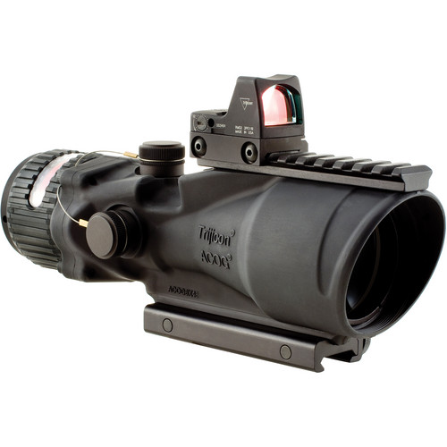 Trijicon 6x48 ACOG Machine Gun Optic (Matte Black)