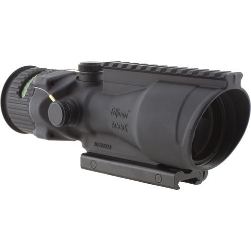 Trijicon 6x48 ACOG Riflescope (Matte Black)