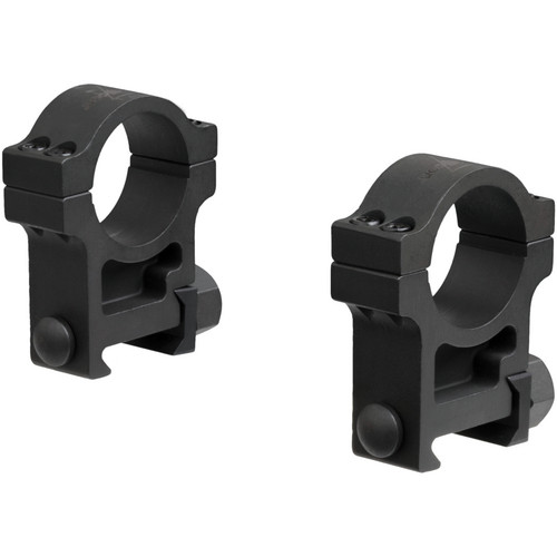 """Trijicon AccuPoint Riflescope Rings 1"""" X-High Steel"""