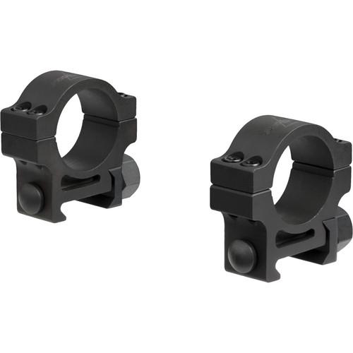 "Trijicon AccuPoint Riflescope Rings 1"" Standard Steel"