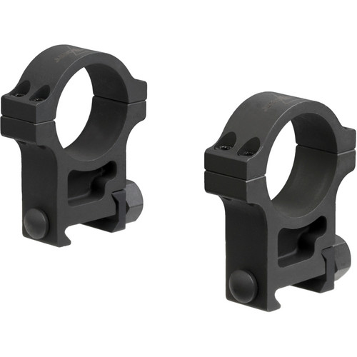 Trijicon AccuPoint Riflescope Rings 30mm X-High Steel