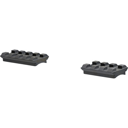 Trijicon AccuPoint Remington 700 2-Piece Standard Steel Base