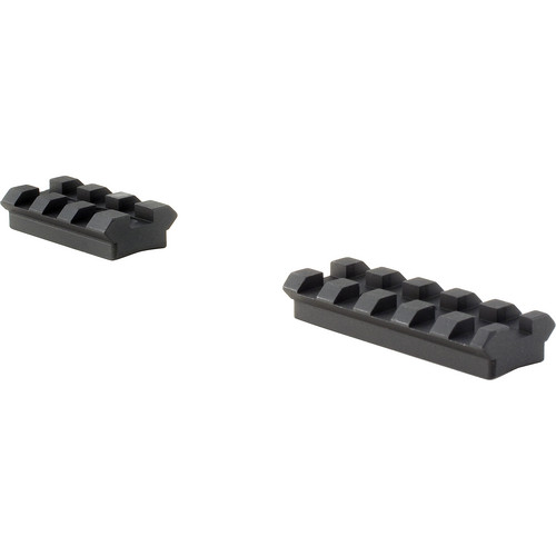 Trijicon AccuPoint 2 Piece Ambidextrous High Strength Steel Base