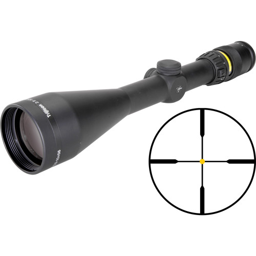 Trijicon AccuPoint 2.5-10x56 Riflescope (Matte Black)