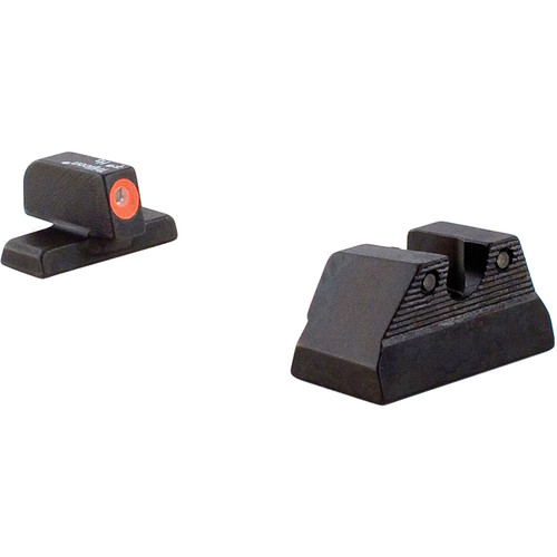 Trijicon H&K USP Bright & Tough Night Sight Set (Orange)