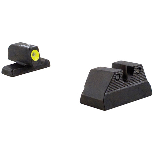 Trijicon H&K USP Bright & Tough Night Sight Set (Yellow)