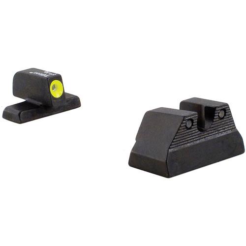 Trijicon H&K USP Bright & Tough Night Sight Set (Yellow)