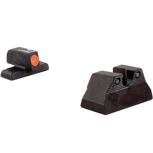 Trijicon H&K USP Compact Bright & Tough Night Sight Set (Orange)