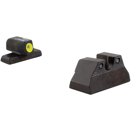 Trijicon H&K USP Compact Bright & Tough Night Sight Set (Yellow)