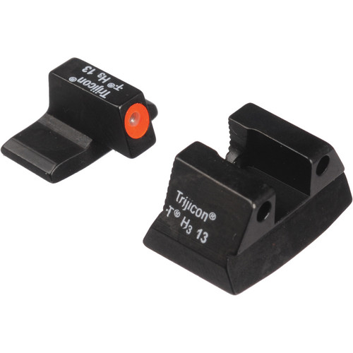 Trijicon H&K P2000 Bright & Tough Night Sight Set (Orange)