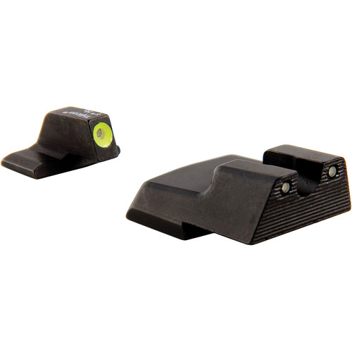 Trijicon H&K P30 or .45 Bright & Tough Night Sight Set (Yellow)