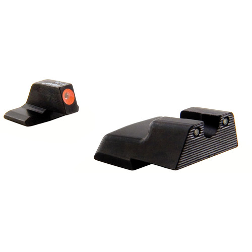 Trijicon H&K .45 Bright & Tough Night Sight Set (Orange)