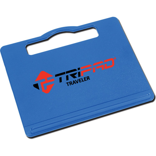 Tripad Traveler Portable Workspace for Laptop Computers (Blue)