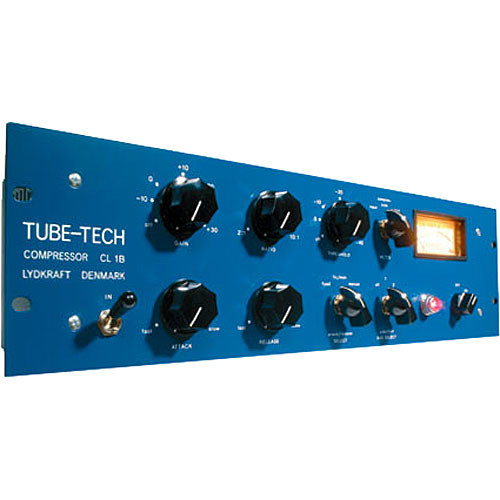 TUBE-TECH CL1B - Single Channel Opto-Cell Tube Compressor