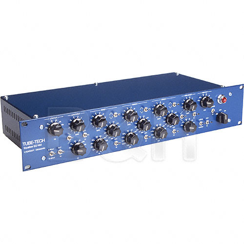 TUBE-TECH EQ1AM - Single Channel 3-Band Parametric Equalizer