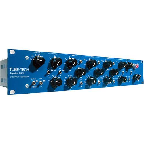 TUBE-TECH EQ1A - Single Channel 3-Band Parametric All Tube EQ