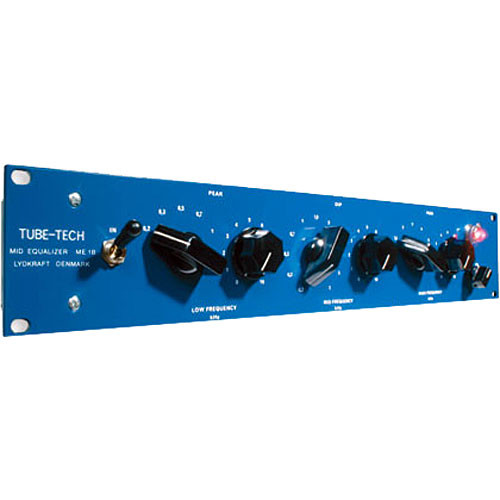 TUBE-TECH ME1B Single Channel Passive Tube Equalizer
