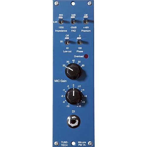 TUBE-TECH PM 1A - Microphone Preamp Module