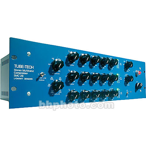 TUBE-TECH SMC 2B Stereo Compressor
