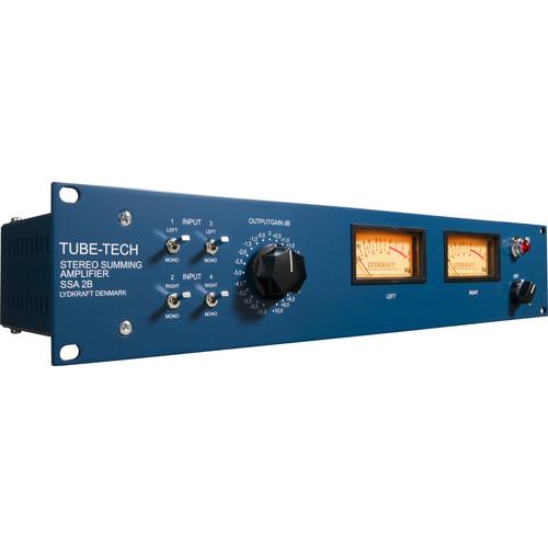 TUBE-TECH SSA 2B - Stereo Summing Amplifier