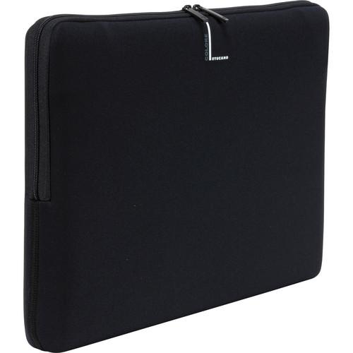 "Tucano Colore Laptop Sleeve for Many 10-11.1"" Netbooks (Black)"