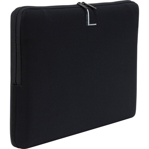 "Tucano Colore Laptop Sleeve for Many 10-11.1"" Netbooks (Black)"