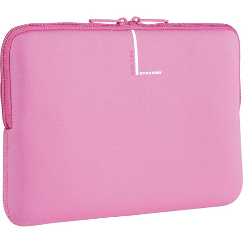 "Tucano Colore Laptop Sleeve for Many 10-11.1"" Netbooks (Pink)"