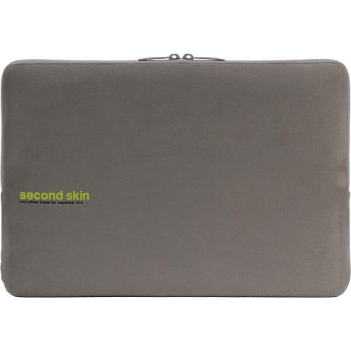 Tucano Second Skin Microfiber Script (Gray)