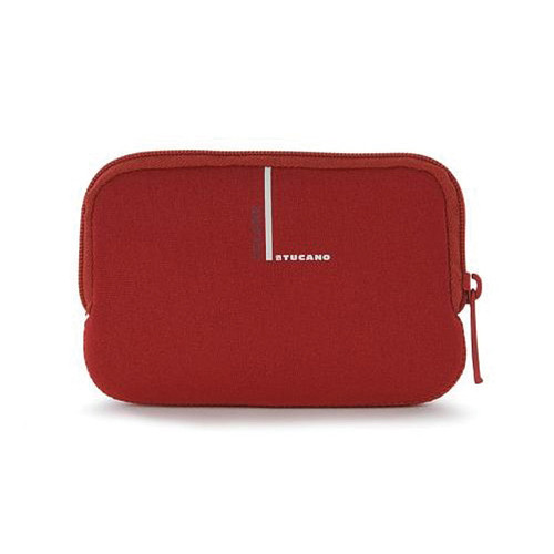 "Tucano Neoprene Colore Case for 2.5"" External Drives (Red)"
