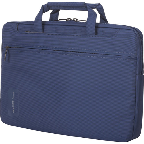 "Tucano Work Out Netbook Case for Computer with a Screen up to 11.8"" (Blue)"
