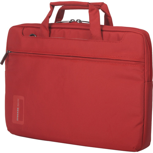 "Tucano Work Out Netbook Case for Computer with a Screen up to 11.8"" (Red)"