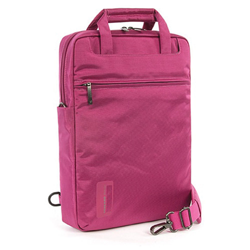 Tucano Work-Out Vertical Backpack (Fucshia)