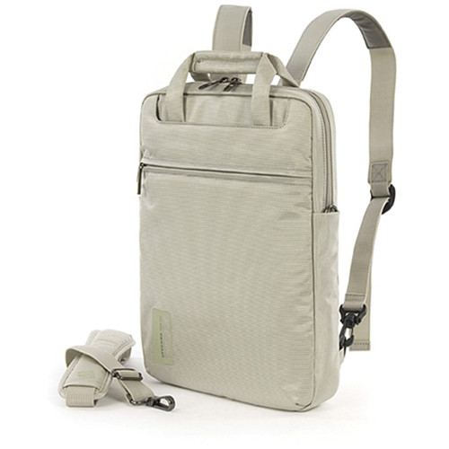 Tucano Work-Out Vertical Backpack (Ice White)