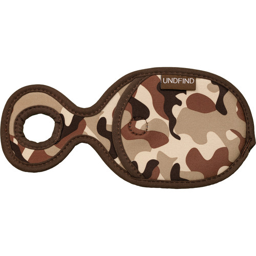 UNDFIND FishBomb Lens Filter and Accessory Case (Camouflage)