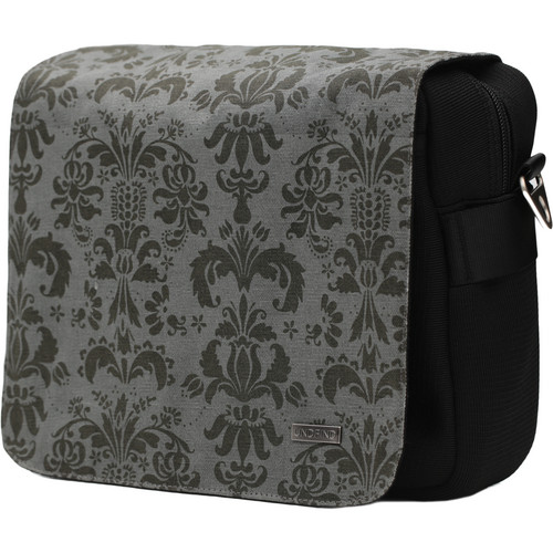 """UNDFIND One Bag 10"""" Laptop and Camera Bag (Baroque, Canvas)"""