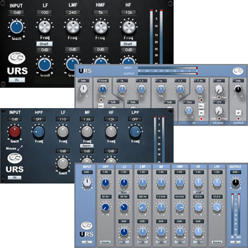 URS Classic Console EQ Bundle w/S Series (Native) - ELECTRONIC DOWNLOAD