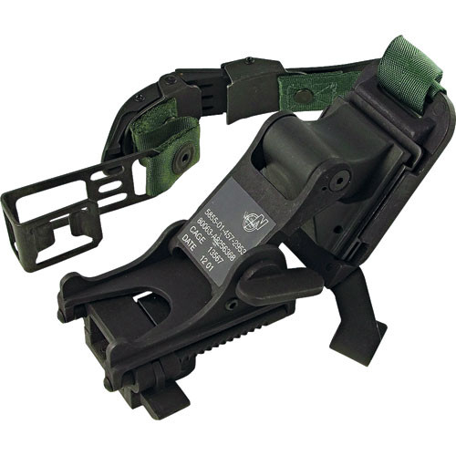 US NightVision PASGT Helmet Mount for PVS-7, PVS-14, 6015, 6018 Night Vision Monoculars