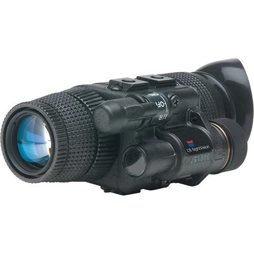 US NightVision USNV-14 Gen 3 Auto-Gated 1.0x Night Vision Monocular