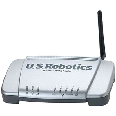 US Robotics Wireless MAXg Access Point - 802.11g