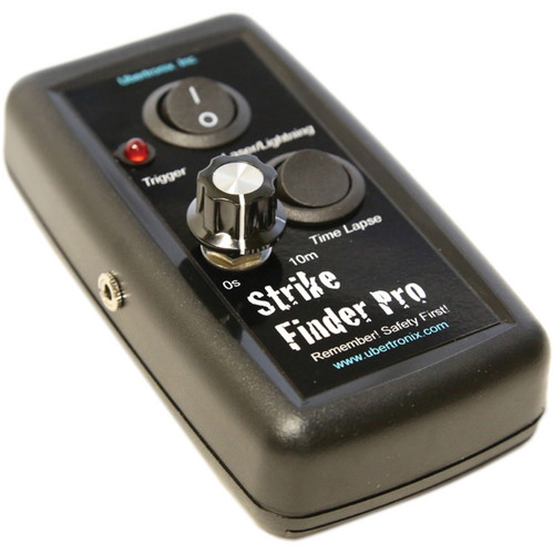 Ubertronix Strike Finder Pro Camera Trigger for Select Nikon Cameras