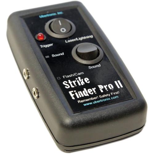 Ubertronix Strike Finder Pro II Camera Trigger for Select Nikon Cameras