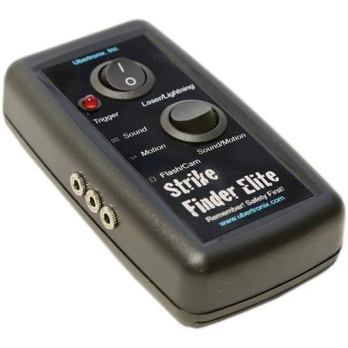 Ubertronix Strike Finder Elite Camera Trigger for Select Nikon Cameras