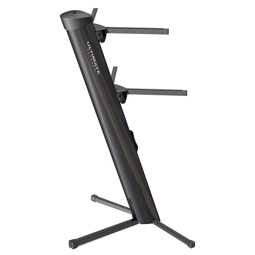 Ultimate Support 11556 AX-48B Apex Column Keyboard Stand (Matte Black)