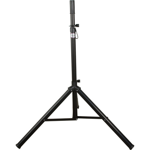 Ultimate Support TS-70B Economy Aluminum Speaker Stand (Matte Black)