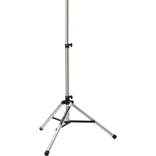 Ultimate Support TS-80S Aluminum Speaker Stand (Matte Silver)