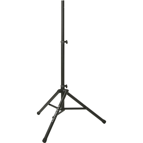 Ultimate Support TS-80B Aluminum Speaker Stand (Matte Black)