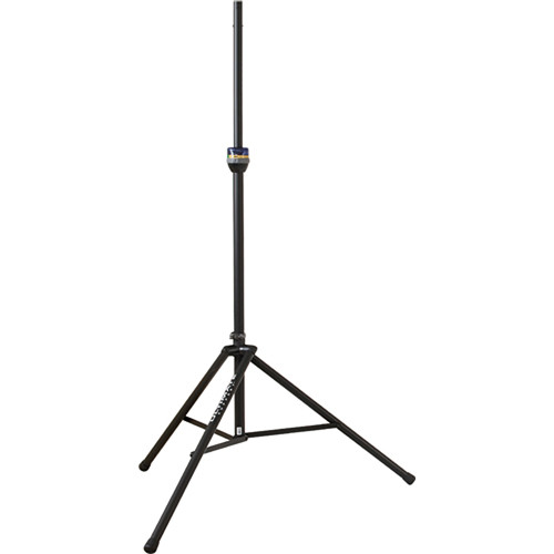 Ultimate Support TS-99B - Aluminum Speaker Stand (Matte Black)