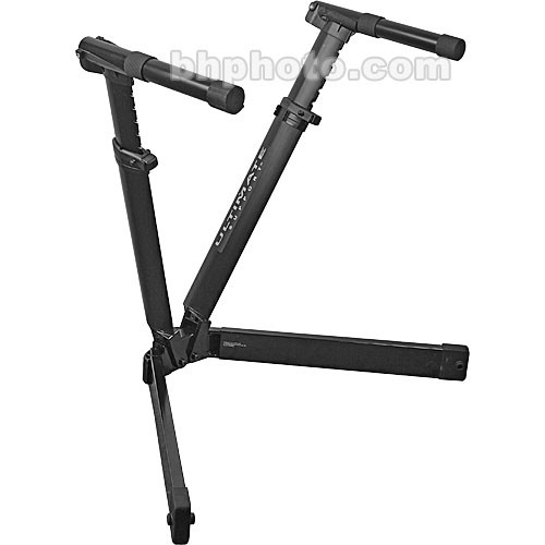 Ultimate Support VS-80B Professional V-Stand Keyboard Stand (Black)